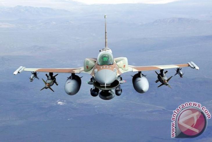 Pilot latih militer Irak tewas dalam kecelakaan F-16 di Arizona