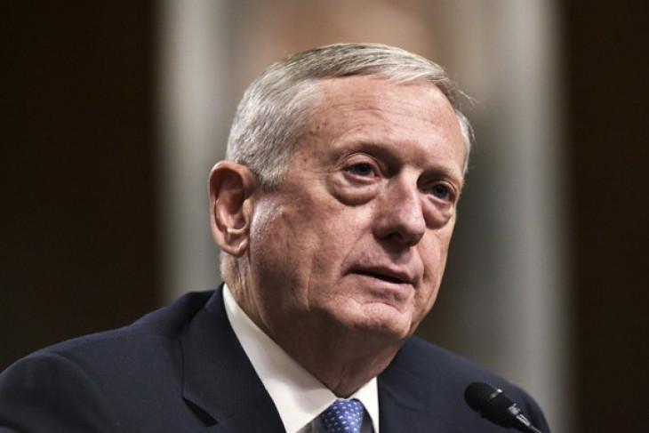 """AS luncurkan """"sekali tembakan"""" ke Suriah setelah serangan gas klorin"""