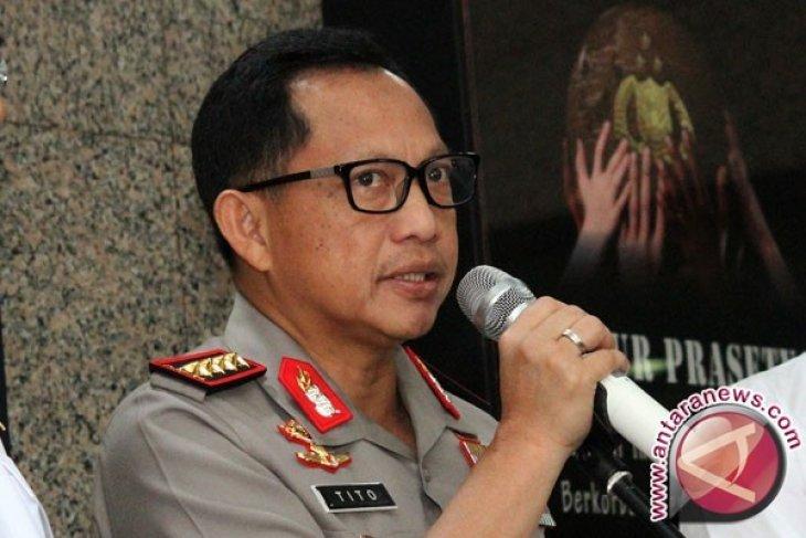Aiptu Sunaryanto, polisi yang lumpuhkan penyandera di angkot dapat pin emas