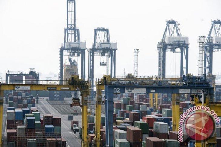 Kinerja ekspor Oktober 2017 naik 3,62 persen