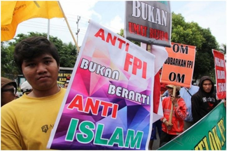 Urgency of HTI and FPI Dissolution