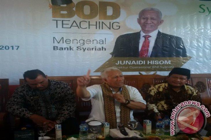 BNI Perkenalkan Prinsip Syariah Pada Siswa Muhammadiyah Pontianak