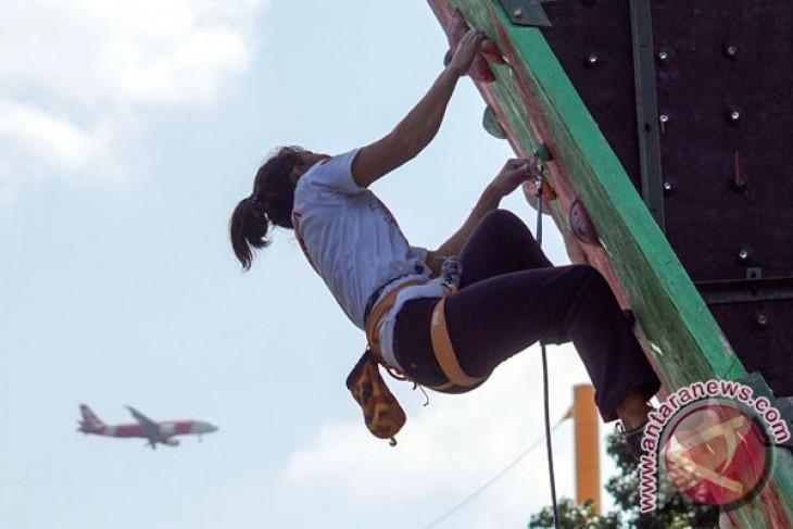Tim panjat tebing Indonesia ingin pecahkan rekor di Rusia