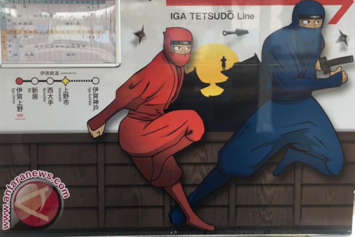 Tiga profesor Jepang akan bicara soal ninja di Indonesia