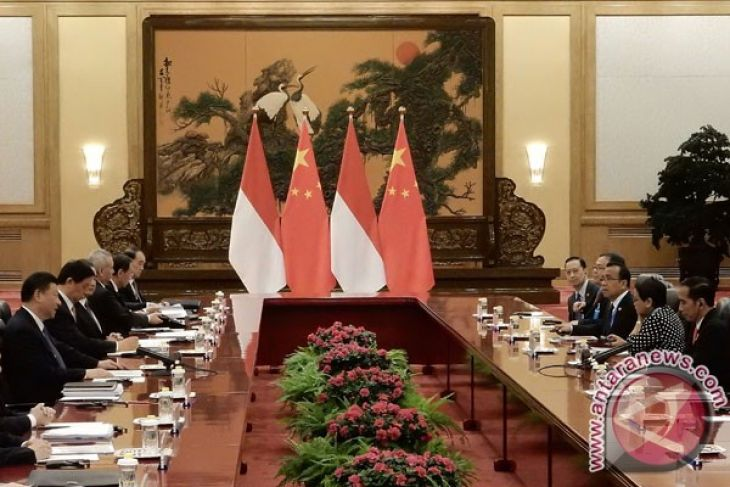 Indonesia to gain from Beijing Summit meeting: Economist