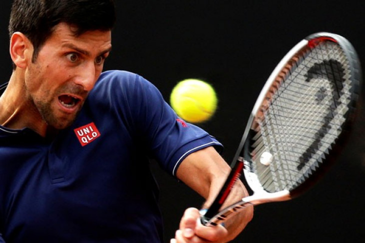 Djokovic sementara ungguli Nadal di semifinal Wimbledon