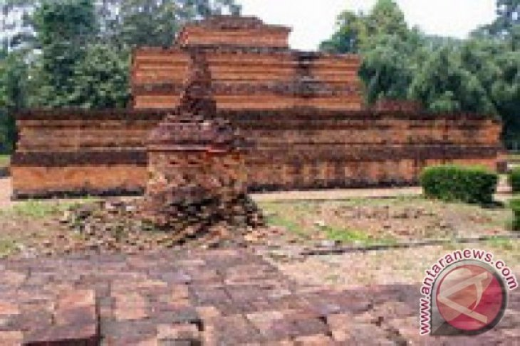 Maha Guru Atisha pernah menetap di Candi Muarojambi