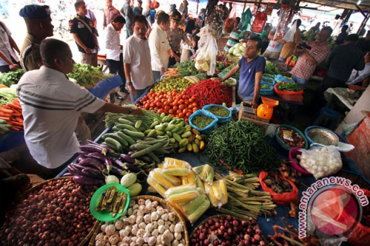Pemerintah jaga pasokan bahan pokok untuk Ramadan