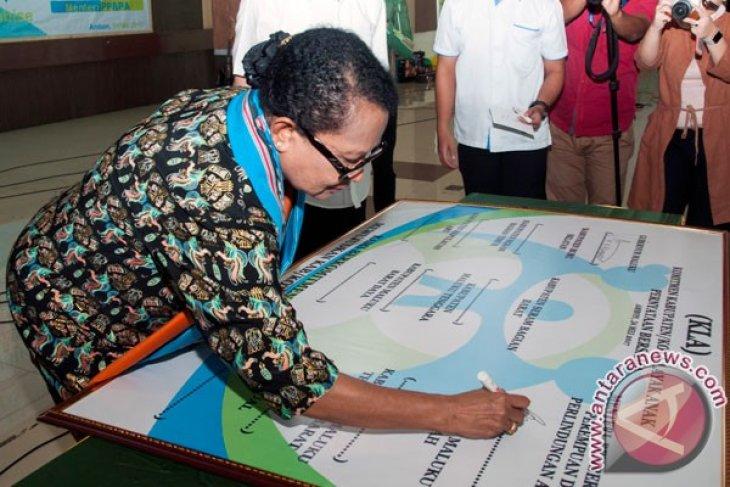 KPPA verifikasi Ambon menuju kota layak anak