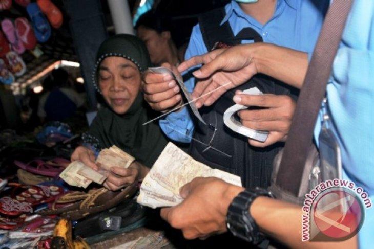 Uang Lusuh Masuk BI Maluku Rp1084 Triliun