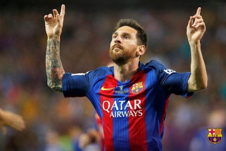 Messi dan Suarez antar Barcelona gilas Betis 5-0