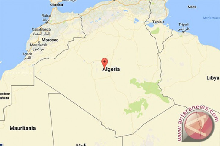 Penumpang dirawat sesudah terduga penderita kolera ditemukan di penerbangan Aljazair-Prancis
