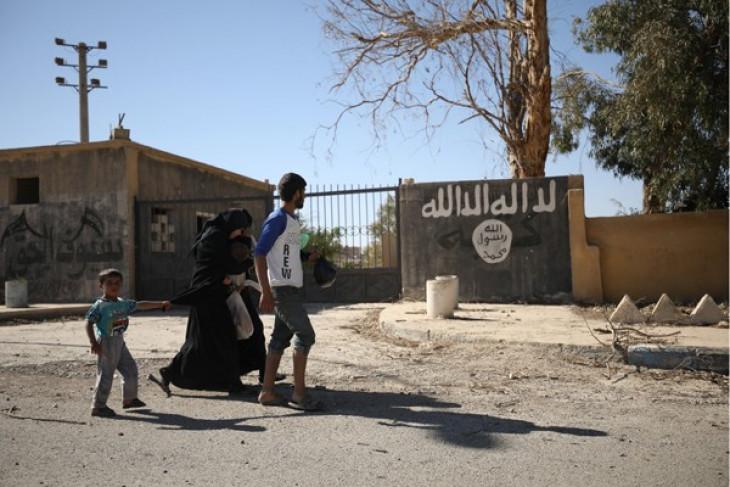 Sekitar 6.000 ekstremis ISIS kemungkinan kembali ke Afrika