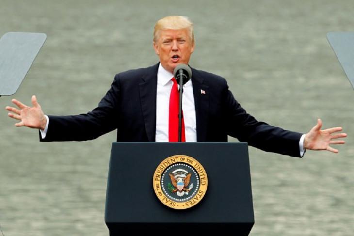 """Menhan Venezuela sebut ancaman campur tangan Trump """"gila"""""""