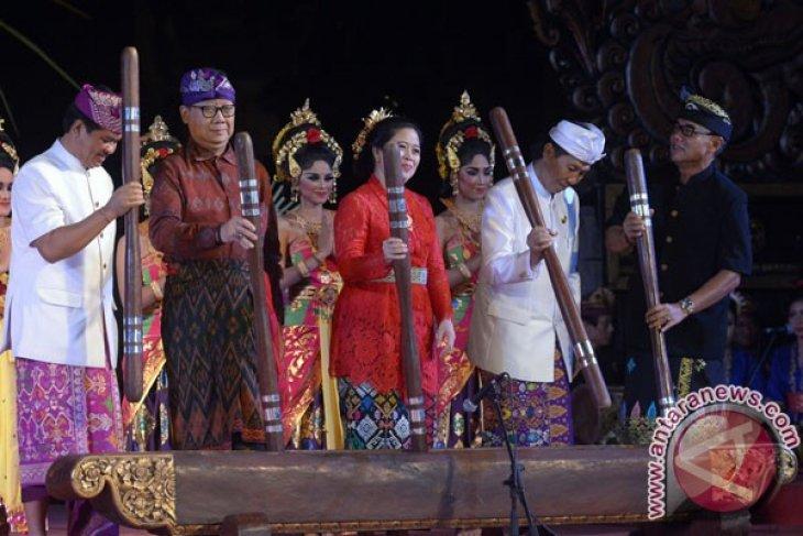 Menko PMK buka Pesta Kesenian Bali 2017