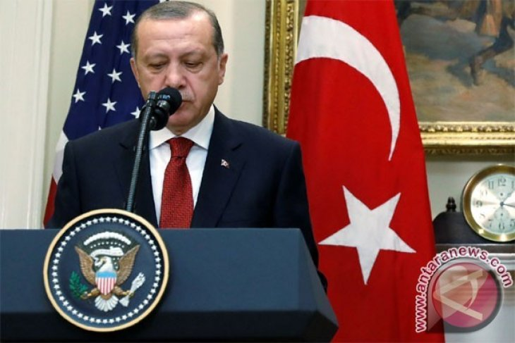 Erdogan: Turki pertahankan komunikasi dengan pemerintah Suriah