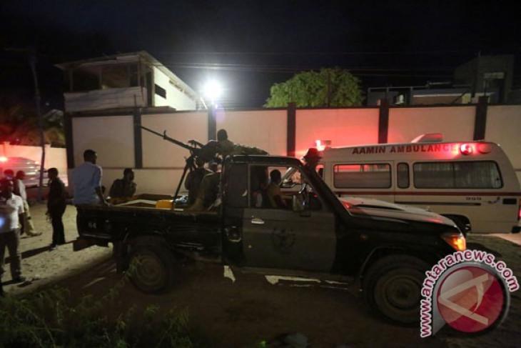 19 tewas dalam serangan hotel di Somalia