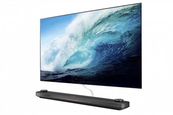 TV OLED LG urutan pertama TV terbaik