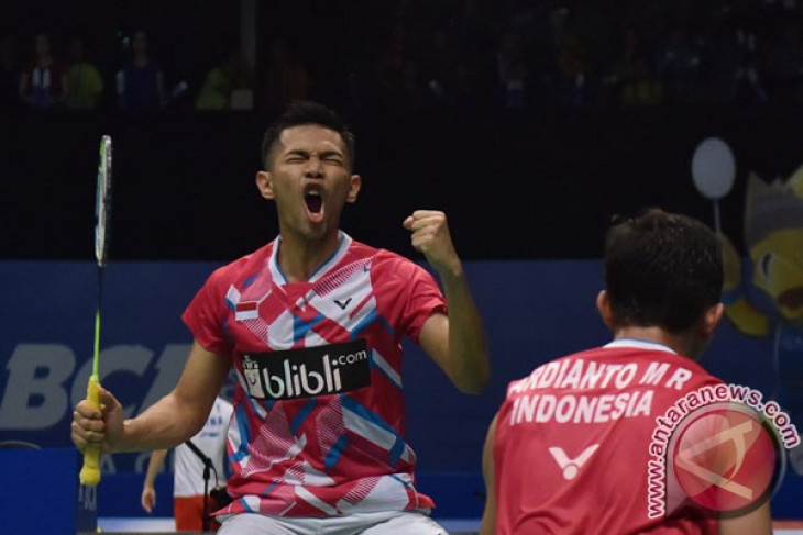 Fajar/Rian buat kejutan ke perempat final Malaysia Masters