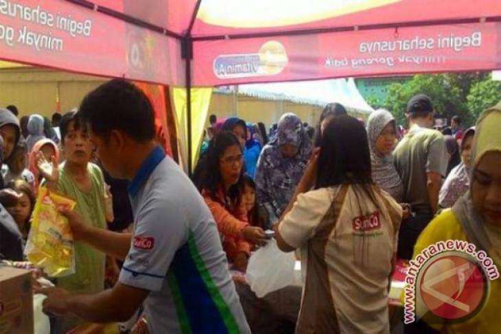 Pasar murah Bekasi sasar 10.000 warga miskin