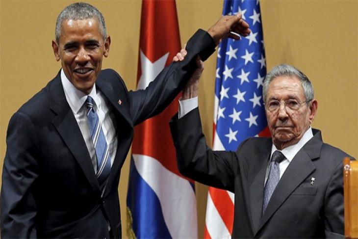 Catatan peristiwa besar hubungan AS & Kuba