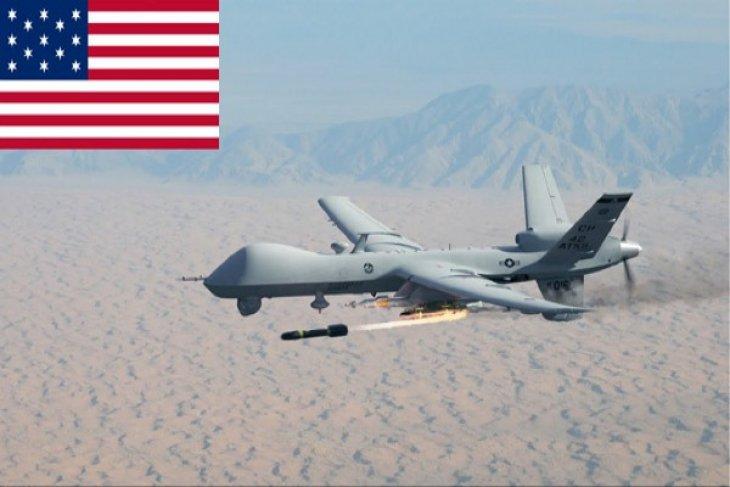 AS kirim enam pesawat pengintai nirawak ke Filipina