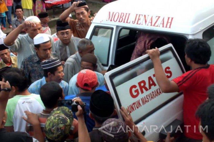Delapan Jenazah Kecelakaan Maut Gilimanuk Tiba di Jember