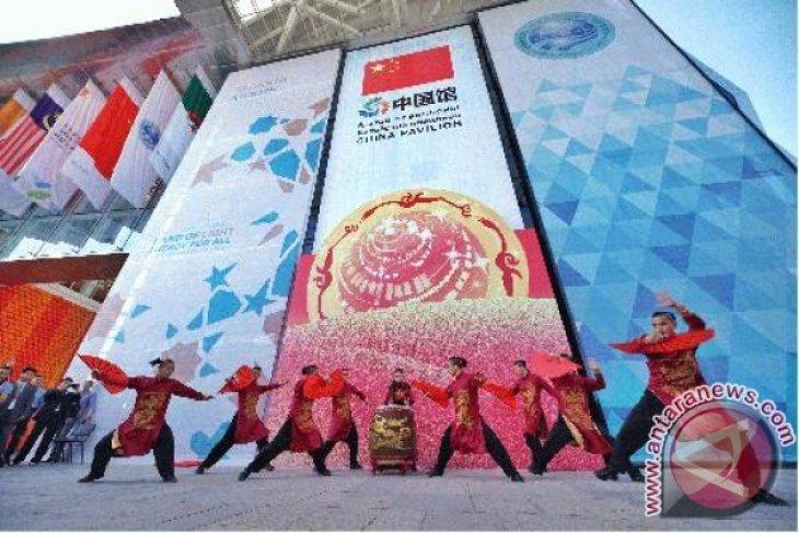 Beijing hadirkan paviliun khusus selama Beijing Week di event Expo 2017 Astana