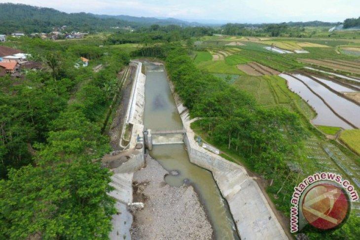 Kementerian PUPR bangun infrastruktur dasar berbasis pemberdayaan masyarakat di Temanggung