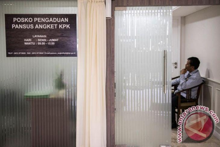 Posko Pengaduan Pansus Angket KPK