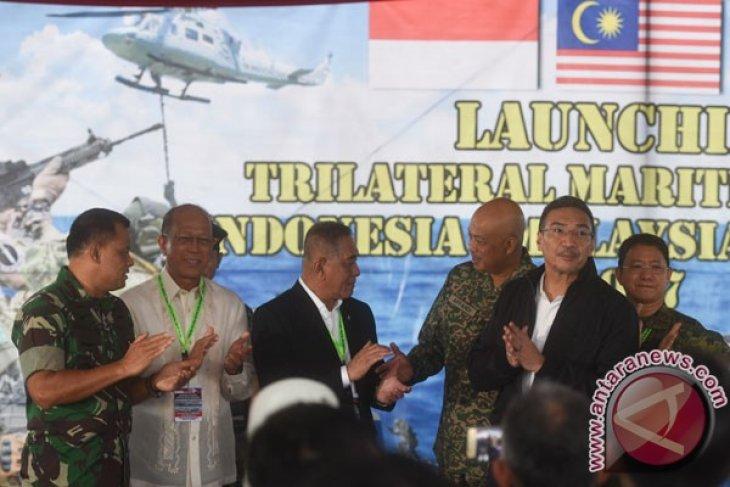 Satgas Trilateral Maritim Patrol Indomalphi