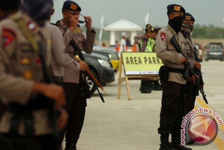 600 petugas gabungan amankan Djakarta Warehouse Project
