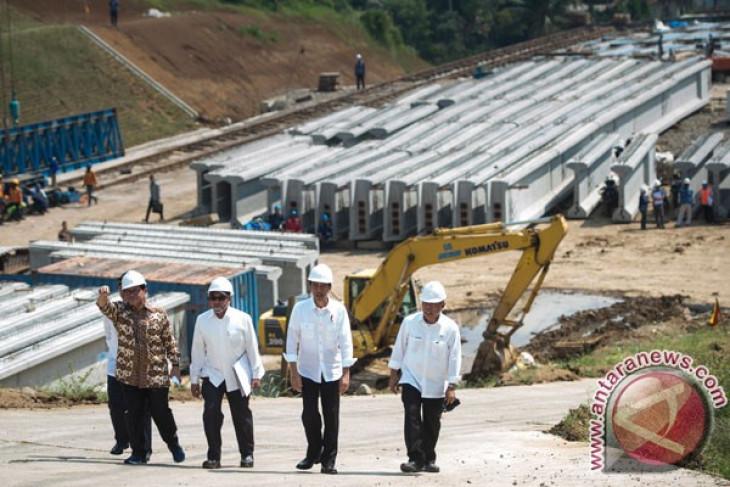 Menhub: Presiden Jokowi penuhi janji tingkatkan pembangunan Sukabumi
