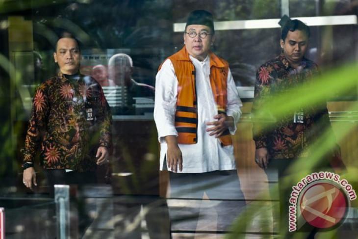 KPK akan periksa Ridwan Mukti dan istrinya