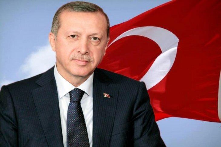 Harapan Erdogan pada tahun 2019