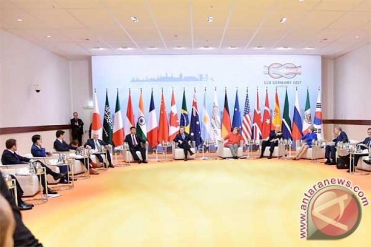 Pertemuan menteri keuangan G20 dibuka di Buenos Aires