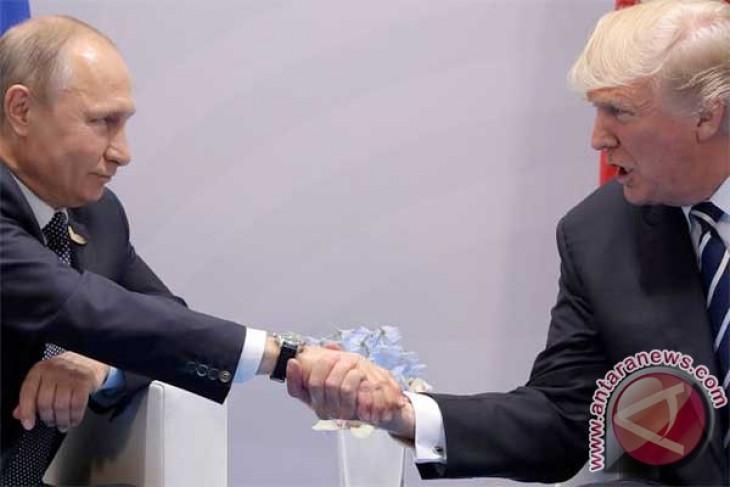 Bantu gagalkan rencana teroris, Putin sampaikan terima kasih kepada Trump