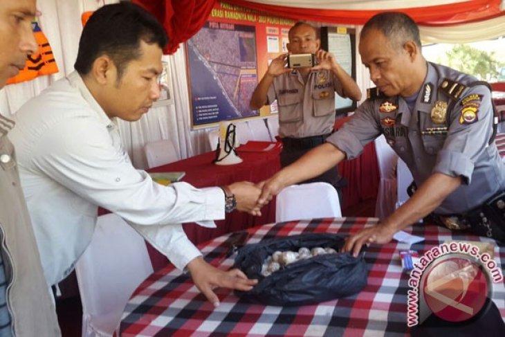 BKSDA Bengkulu-Lampung Mengamankan 124 Telur Penyu Hijau