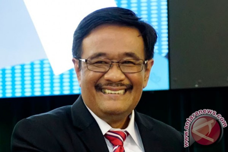 Gubernur Djarot resmikan lokasi binaan PKL Kota Tua