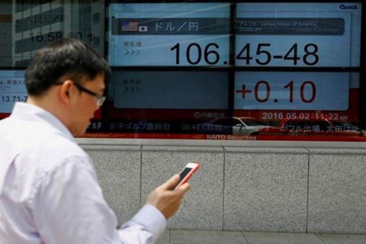 Pasar saham China dibuka melemah