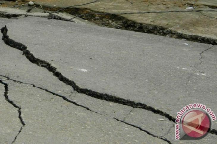 Garut diguncang gempa bumi