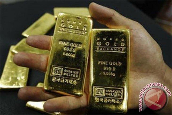 Harga emas berjangka naik di picu kekhawatiran resesi global
