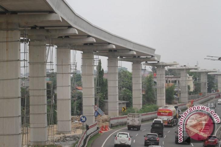 BUMN: jalur LRT tidak lewat proyek Meikarta