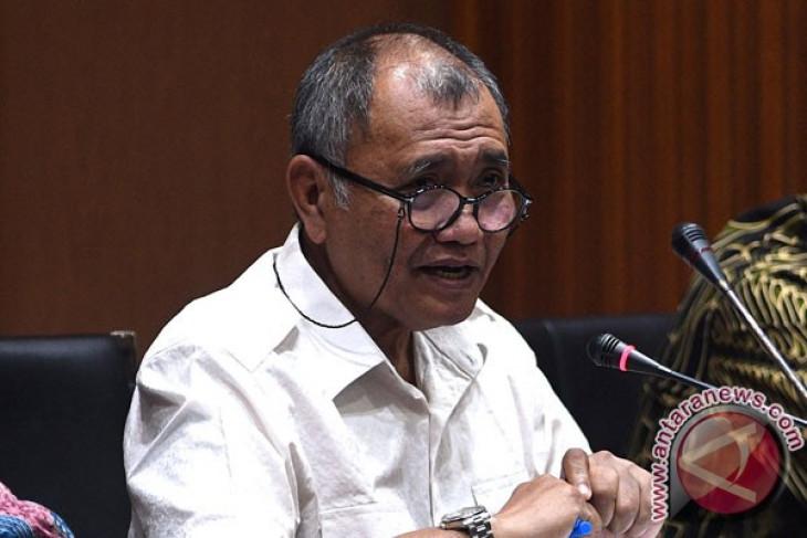 Empat orang hasil OTT Banjarmasin diperiksa di Jakarta