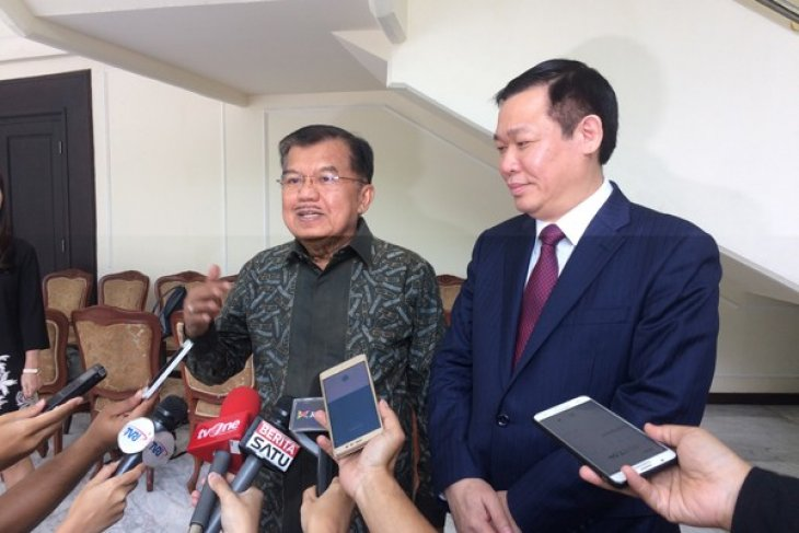 VP Kalla, Vietnamese Deputy PM discuss maritime affairs