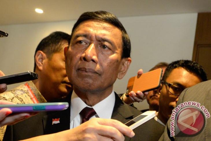Wiranto sebut imbauan penundaan tersangka KPK hasil rakor
