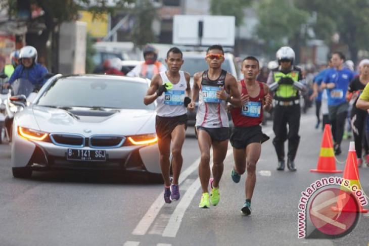 3.000 pelari ikuti maraton Bandung