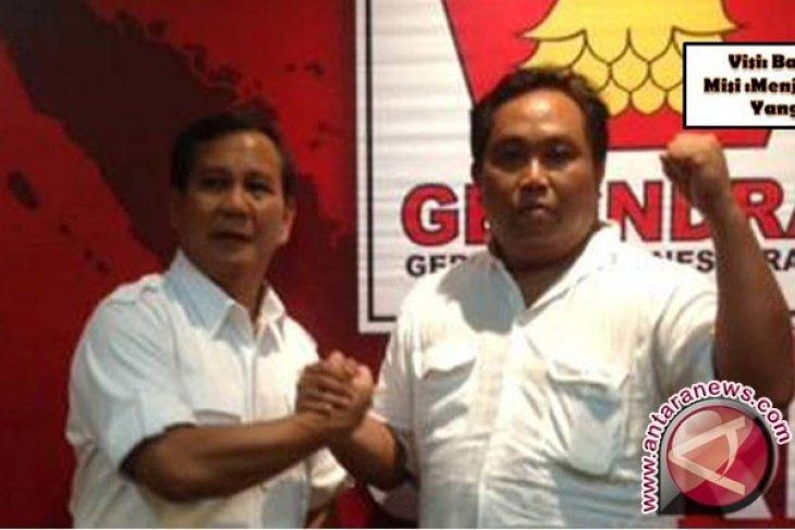 Banyak yang ingin mengadu domba Prabowo dengan Jokowi