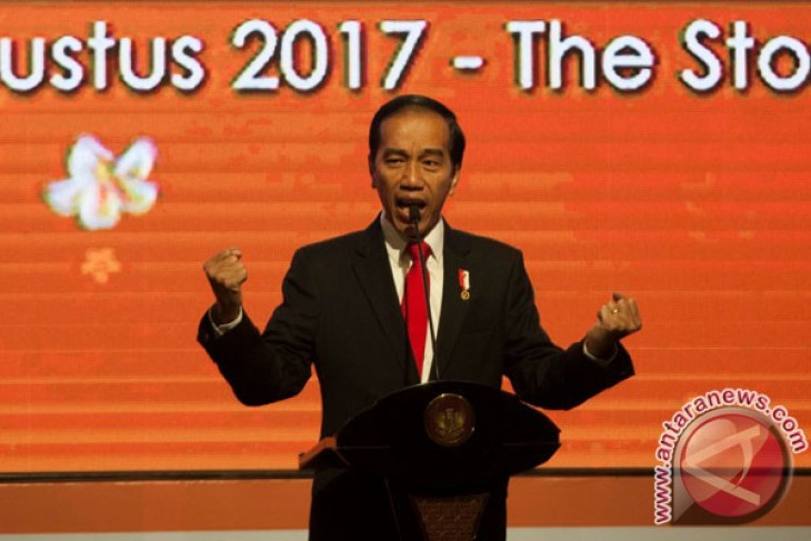 All parties have right to support any presidential candidate: Jokowi