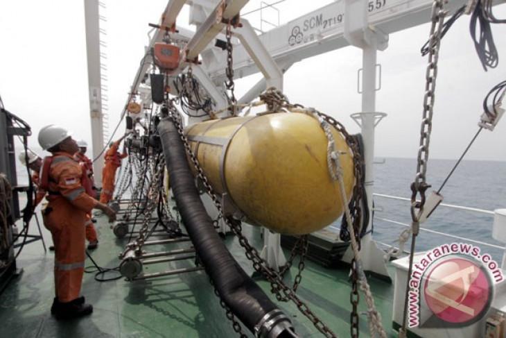 Uji Coba Kapal Geomarin III